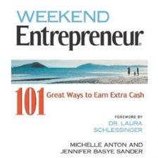 ملخص كتاب رجال أعمال نهاية الأسبوع، 101 فكرة لبدء مشاريع تجارية
