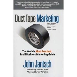 غلاف كتاب التسويق اللاصق