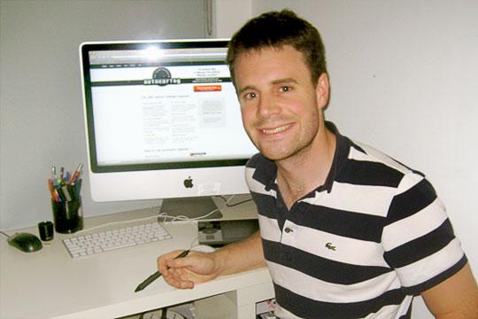 سباستيان صاحب التحدي في مطلع 2010