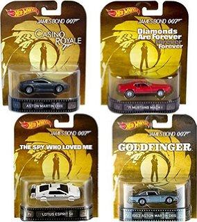 نماذج سيارات أفلام جيمس بوند منتجات ناجحة
