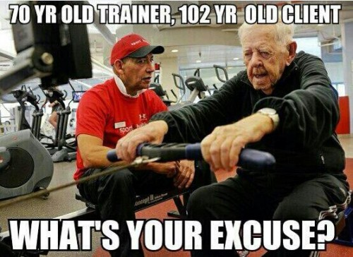old-trainer-and-client-no-excuses