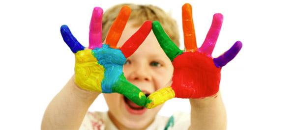 happy-child-colored-fingers-flickr