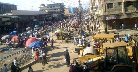 سوق ايسيلي، نيروبي، كينيا