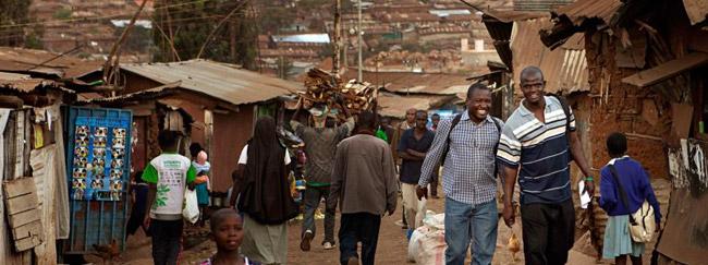 قصة امل في حي كيبيرا