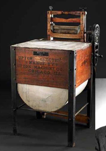 الغسالة الكهربية الأولى التي مهدت الطريق لميلاد شركة ويرلبول
