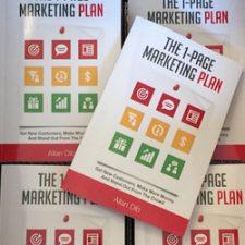 خطة التسويق في صفحة واحدة