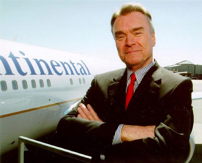 من هو جوردن بثون؟ ميكانيكي نجح في إنقاذ شركة طيران من الإفلاس وجعلها أفضل شركة طيران تحت قيادته
