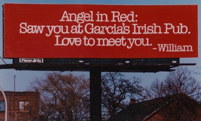 التسويق بالكذب - إلى آنجل ذات الرداء الأحمر - إعلان 1