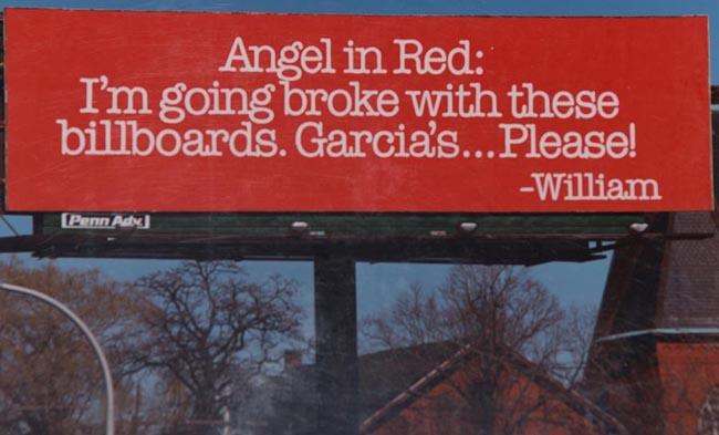 التسويق بالكذب - إلى آنجل ذات الرداء الأحمر - إعلان 3