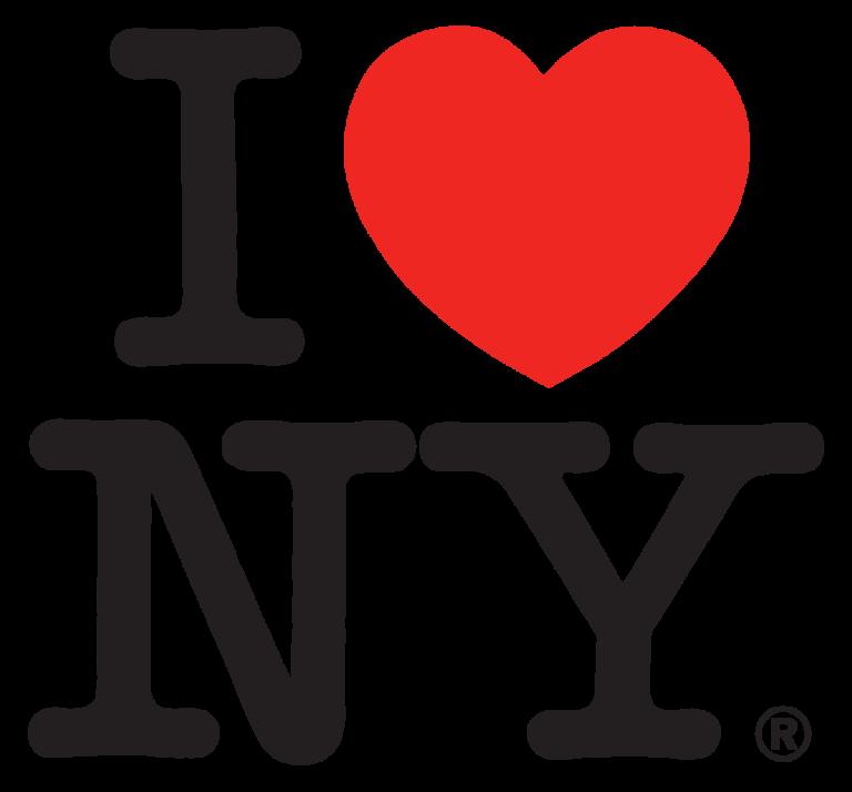"""أنا أحب نيويورك أو """"I ♥ NY"""""""